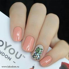 Are you looking for summer nails colors designs that are excellent for this summer? See our collection full of cute summer nails colors ideas and get inspired! Pineapple Nail Design, Pineapple Nails, Pineapple Ideas, Bright Summer Nails, Cute Summer Nails, Nail Summer, Summer Colors, Summer Vacation Nails, Summer Holiday Nails