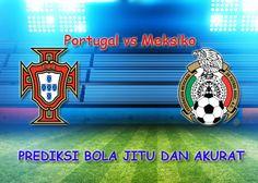 Prediksi Portugal vs Meksiko 18 Juni 2017