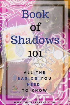 Book of Shadows 101 – All the Basics You Need to Know Wicca For Beginners, Witchcraft For Beginners, Witchcraft Books, Magick Spells, Wiccan Books, Hoodoo Spells, Magia Elemental, Grimoire Book, Paranormal