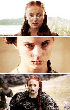 Sansa Stark, Queen in the North
