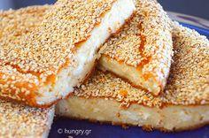 Kitchen Stories: Easy Cheese Pie Armenian Recipes, Turkish Recipes, Greek Recipes, Desert Recipes, Cheese Pie Recipe, Cheese Pies, Easy Cheese, Cookbook Recipes, Cooking Recipes