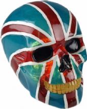 Union Jack Flag Skull Funky Cool Boys Bedroom Night Light Mains With Plug for sale online Cool Bedrooms For Boys, Bedroom Boys, Childrens Bedroom Accessories, Bedroom Night Light, Entryway Wall Decor, Blue Whale, Bedroom Vintage, Vintage Bohemian, Union Jack