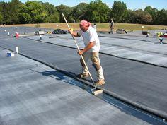 EPDM Roofing - Waterproof