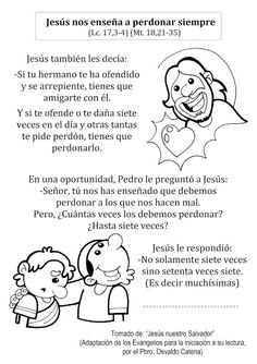 Examen de Conciencia:           Me reconcilio con Dios (pergamino)           Este pergamino se puede impri... Bible Lessons For Kids, Bible For Kids, Catholic Kids, Kids Church, Bible 2, Bible Activities, Sunday School Crafts, Blog, Kids Ministry