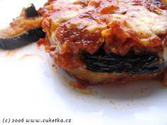 Recept na Musaku: My Favorite Things | Cuketka