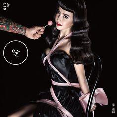 """Jolin~ """"Jolin Tsai - Play album cover"""""""