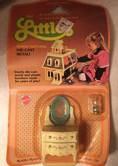 A personal favorite from my Etsy shop https://www.etsy.com/listing/495554532/the-littles-nip-die-cast-metal-dresser