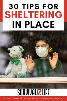 Take these tips for sheltering in place so you can take the necessary actions for effective emergency management and survival! #survivallife #survival #preparedness #survivalist #spring #sheltering #shelteringinplace Home Emergency Kit, Emergency Preparedness, Survival Shelter, Survival Life, Fireplace Damper, Evacuation Plan, Fireplace Tool Set, Safe Room, Emergency Management