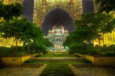 The Steel Mosque, Putrajaya - Malaysia