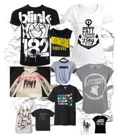 """""""I need these shirts/that one hoodie :)"""" by puppyness ❤ liked on Polyvore"""