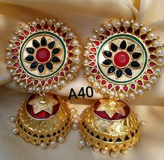 Image may contain: 1 person, indoor Ethnic Jewelry, Indian Jewelry, Sterling Silver Earrings, 925 Silver, Toe Rings, Anklets, Wedding Jewelry, Jewelery, Fashion Accessories