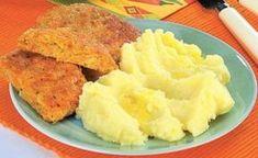 karbanátky z mrkve Mashed Potatoes, Vegetables, Ethnic Recipes, Food, Diet, Whipped Potatoes, Smash Potatoes, Vegetable Recipes, Eten