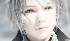 Hope Estheim. Final Fantasy XIII.