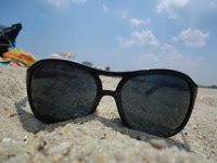 The right kind of sunglasses will help protect your eyes from the sun's ultraviolet (UV) rays to a great extent.  Because Too much UV rays exposure can damage your eyes cornea.