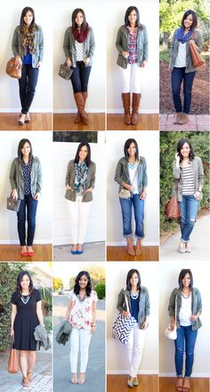 Ways to Wear a Cargo Jacket