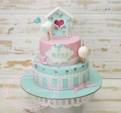 Sonhos de Encantar - bolos decorados