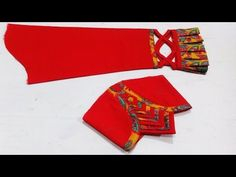2 Beautiful and latest sleeves designs in very easy way for kurti(suit) latest sleeves designs in very easy way for suit Kurti Sleeves Design, Sleeves Designs For Dresses, Dress Neck Designs, Sleeve Designs, Best Blouse Designs, Saree Blouse Designs, Saree Wearing Styles, Simple Kurti Designs, Designer Blouse Patterns