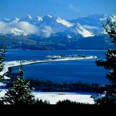 This is my beautiful home, Homer, Alaska