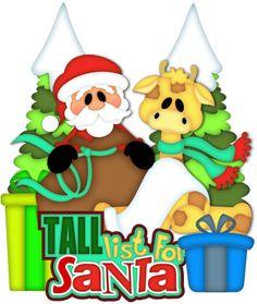 Tall List for Santa - Treasure Box Designs Patterns & Cutting Files (SVG,WPC,GSD,DXF,AI,JPEG)