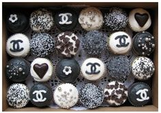Love these, dont really care for the Chanel logos tho