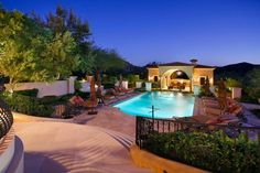 $6.995 Million Mediterranean Mansion In Scottsdale, AZ | Homes of the Rich – The #1 Real Estate Blog