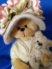 Shaz Bears - Artist Bears and Handmade Bears