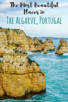 A Road Trip on the Algarve Coast, Portugal. Best beaches on the Algarve, most secluded beaches and the top things to do! Road Trip Portugal, Portugal Vacation, Portugal Travel Guide, Faro Portugal, Visit Portugal, Spain And Portugal, Lisbon Portugal, Cool Places To Visit, Places To Travel