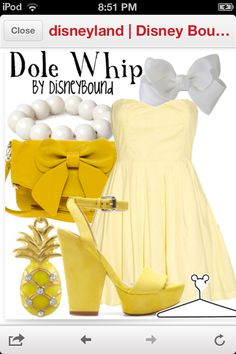 Dole Whip outfit
