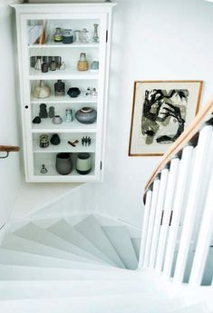 Show your personality and enjoy your memories everyday. Here a sneakpeak in a stylists home i Cph. Cabinet Under Stairs, Cheap Home Decor, Diy Home Decor, Interior Design Living Room, Interior Decorating, Open Plan Apartment, Feng Shui, Hygge Home, The Doors