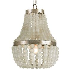 Currey and Company Chanteuse Petit Chandelier #laylagrayce #lighting
