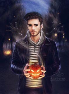 Halloween by daekazu.deviantart.com on @DeviantArt