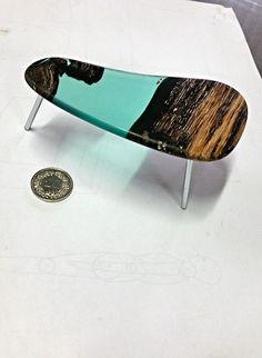 Beautiful Resin & Wood Design Tables – Fubiz Media