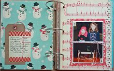me & my scraps: December Daily 2011 {days 3-7}