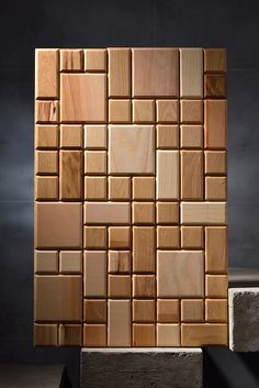 TESSELLATED NATURE wood panels. Материалы: дуб, бук, ясень, клен. Тип покрытия: лак полуматовый. Размеры: 720*480*22 мм. Чертежи панелей, 3D модели и удобный просчет стоимости на нашем сайте www.yourforest.com.ua