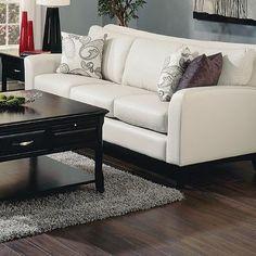 Palliser Furniture India Modular Sofa Upholstery: Leather/PVC Match - Tulsa II Stone, Finish: Bonded Leather - Champion Alabaster