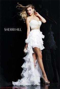 Buy your Sherri Hill dresses here | Sherri Hill Prom dress 3835 - Sherri Hill Prom dresses 2012 - NetFashionAvenue.com