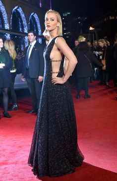 Christian Dior Couture #JenniferLawrence #Beauty #ILoveYou