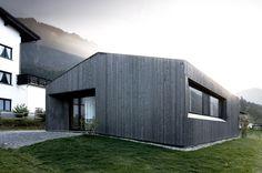 Haus für Gudrun - INNAUER MATT ARCHITEKTEN ZT GMBH