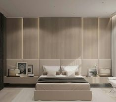 Contemporary bedroom interior design that very cozy 06