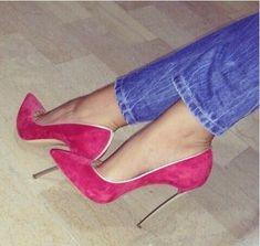 Shoeselfee Party Heels