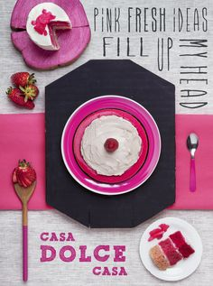 vegan, book, poster, pink, colour, design, objects, cook, cake, blackboard,