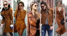 Wondering what will be the next Colour Inspiration for the Spring Summer '17 in fashion industry then you will be amazed to know that the Teak Brown is the color for the upcoming season. For more updates like these visit us at: http://bit.ly/2doVlol