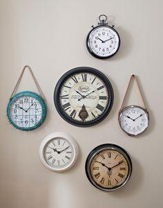 Wall Clocks ★ Creative Co-Op Home