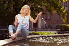 isaflower style blog: bluzka flowers mood
