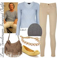 Louis Tomlinson Inspired Outfit, created by abbytamase on Polyvore