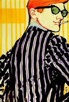 Galerie Bartsch & Chariau » Cover Design Sir, 1972