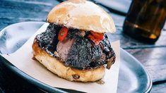 . Back from London! Sharing one of the best things i had on this trip. Baby Brisket Sandwich from @smokestakuk . Would have ordered more but i already ordered so many other things ----  Zurück aus London. Alle sagen immer es ist so regnerisch dort...kann ich nicht bestätigen.Konnte mich gerade noch so vorm zerfließen retten und dieses unglaublich leckere Brisket Sandwich verdrücken. Grill Freunde. Wenn ihr in London seid. Auf zu Smokestak! . . -- . . #brisket #brisketsandwich… Brisket Sandwich, Foodblogger, London, Herbal Remedies, The Best, A Food, Hamburger, Herbalism, Sandwiches