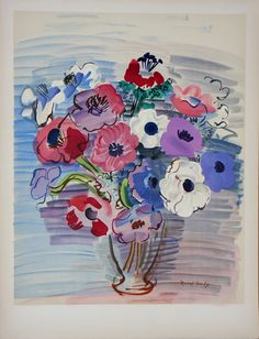 Original Works by Raoul Dufy | 30 the a dufy a dufy paintings preoccupation artist the