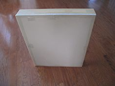 Excellent Art Blog - this one on building a foam core box for shipping artwork & more
