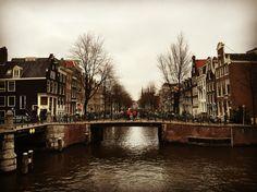 Beautiful Amsterdam☁️